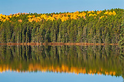 Autumn on Graphic Lake<br />
