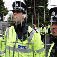 G8 Summit, Gleneagles....06.07.05<br />