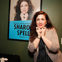 Sharon Spell - 2/5/19 - Caroline's
