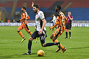 Bolton Wanderers Midfielder, Will Buckley (11)  during the EFL Sky Bet Championship match between Bolton Wanderers and Hull City at the Macron Stadium, Bolton, England on 1 January 2018. Photo by Mark Pollitt.