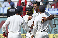 Cricket - India v Sri Lanka 2ndT D4 at Nagpur