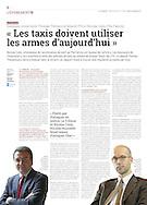 Nicolas Colin dans l'hebdomadaire La Tribune.