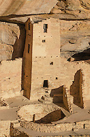Spruce Tree House Ruins, Mesa Verde National Park, Colorado