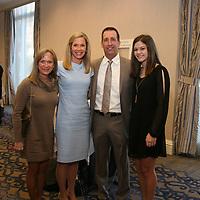 Deb Matush, Carrie and Larry Reuwer, Emily Reuwer