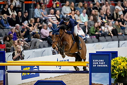 Fredricson Peder, SWE, H&M All In<br /> LONGINES FEI World Cup™ Finals Gothenburg 2019<br /> © Hippo Foto - Stefan Lafrentz<br /> 04/04/2019