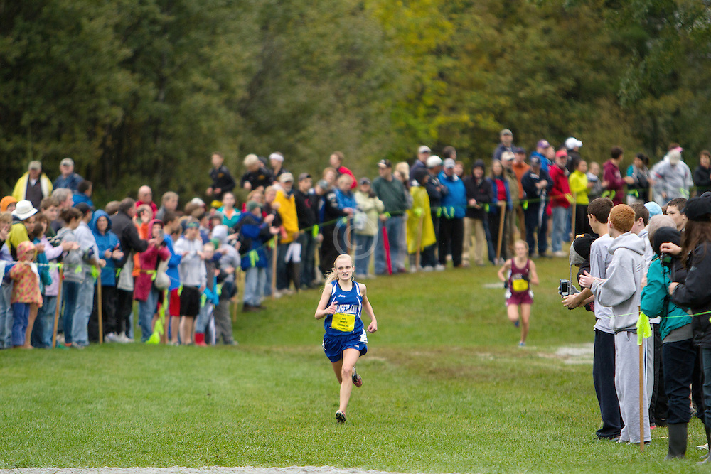 Festival of Champions High School Cross Country meet, Amy Laverty, Cumberland