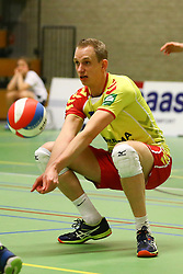 20160326 NED: Volleybal: Sliedrecht Sport - SV Dynamo 2, Sliedrecht  <br />Sjoerd Aalders