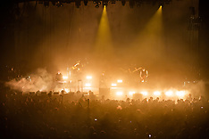 Nine Inch Nails at The Bill Graham Civic Auditorium -San Francisco, CA - 12/3/18
