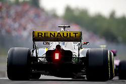 July 27, 2018 - Budapest, Hungary - Motorsports: FIA Formula One World Championship 2018, Grand Prix of Hungary, .#55 Carlos Sainz jr. (ESP, Renault Sport Formula One Team) (Credit Image: © Hoch Zwei via ZUMA Wire)