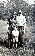 happy family moment 1930s