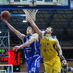 20160216: SLO, Basketball - Spar Cup 2016, Quarterfinals, KK Sencur GGD vs KK Tajfun