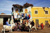 egyptian villagers