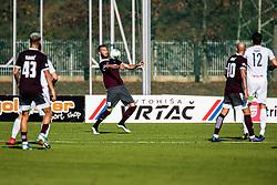 Milan Milanovic of NK Triglav during football match between NK Triglav and NK CB24 Tabor Sezana in 15th Round of Prva liga Telekom Slovenije 2019/20, on October 26, 2019 in Sportni park Kranj, Kranj, Slovenia. Photo Grega Valancic / Sportida