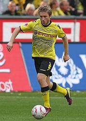 "14.05.2011,  Fussball 1.Bundesliga 2010/2011, 34.Spieltag,  Borussia Dortmund - Eintracht Frankfurt, im Signal-Iduna-Park Dortmund, Jakub "" Kuba ""  Blaszczykowski (Dortmund)"
