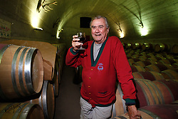 File photo - EXCLUSIVE. Prince Henrik of Denmark is seen in his vineyards around Caix Castle, in Caix, Cahors region, southwestern France, on September 27, 2007. The Prince came to France for a few days to start the wine harvest. The 25 hectares family estate produces about 160,000 bottles of 'Cahors' red and white wine which are also exported to Denmark, Canada and Japan. Prince Henrik, the French-born husband of Denmark's Queen Margrethe II, has died, the palace announced Wednesday. He was 83. Photo by Patrick Bernard/ABACAPRESS.COM
