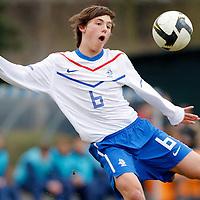 Kroatie - Nederland Under 17