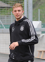 29.05.2014, Sportplatz, St. Martin Passeiertal, ITA, FIFA WM, Vorbereitung Deutschland, Training, im Bild Christoph Kramer (Borussia Moenchengladbach) // during a practice session at the Trainingscamp of Team Germany for Preparation of the FIFA Worldcup Brasil 2014 at the Sportplatz in St. Martin Passeiertal, Italy on 2014/05/29. EXPA Pictures © 2014, PhotoCredit: EXPA/ Eibner-Pressefoto/ Stuetzle<br /> <br /> *****ATTENTION - OUT of GER*****