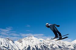 February 24, 2019 - Innsbruck, AUSTRIA - 190224 Robert Johansson of Norway competes in ski jumping team large hill during the FIS Nordic World Ski Championships on February 24, 2019 in Innsbruck..Photo: Joel Marklund / BILDBYRÃ…N / kod JM / 87890 (Credit Image: © Joel Marklund/Bildbyran via ZUMA Press)