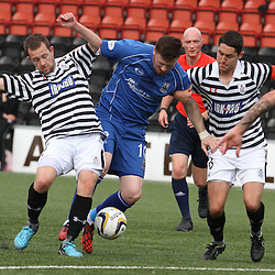 Queens Park v Elgin City | Scottish League Two | 13 September 2014
