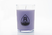 Bridge NIne Candle Company scented Lilac soy candle