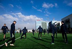 1st Practice session of NK Olimpija Ljubljana after Winter break before Spring season of Prva liga 2018/19, on January 10, 2018 in ZAK, Ljubljana, Slovenia. Photo by Vid Ponikvar / Sportida