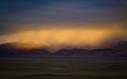 Tibetan sunrise