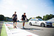 September 1, 2016: Andy Hone, Steve Tee (LAT photographers) , Italian Grand Prix at Monza