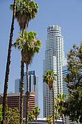 US Bank Tower Skyscraper Los Angeles