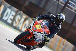 June 24, 2017 - Sao Paulo, Sao Paulo, Brazil - Qualifying sessions for the 3rd stage of the Brazilian Superbike Championship 1000cc, at the Interlagos circuit in Sao Paulo, this Saturday (24) (Credit Image: © Paulo Lopes via ZUMA Wire)