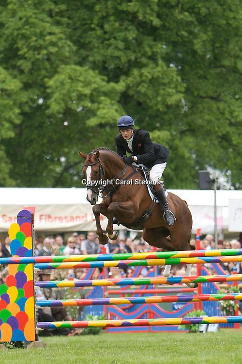 Equi-Trek Bramham International Horse Trials 2012 CCI3*<br /> William Fox-Pitt and Chilli Morning<br /> Final Result - 1st
