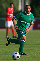 Ales Ceh of Olimpija  at final match of 2nd SNL league between NK Olimpija in NK Aluminij, on May 23, 2009, ZAK, Ljubljana, Slovenia. Aluminij won 2:1. NK Olimpija is a Champion of 2nd SNL and thus qualified to 1st Slovenian football league for season 2009/2010. (Photo by Vid Ponikvar / Sportida)