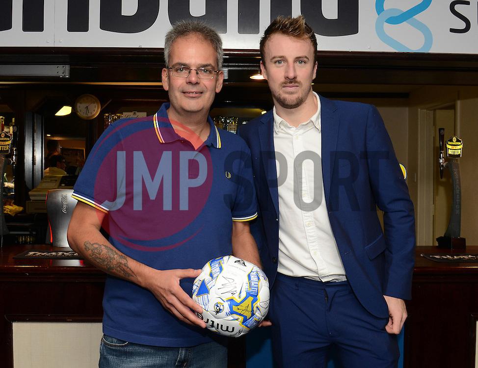 - Mandatory byline: Dougie Allward/JMP - 07966 386802 - 14/11/2015 - FOOTBALL - Memorial Stadium - Bristol, England - Bristol Rovers v Carlisle United - Sky Bet League Two