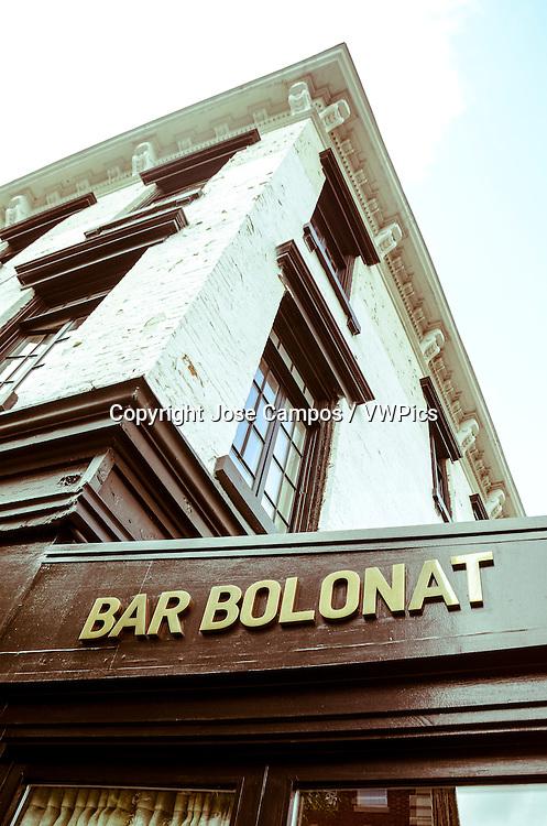 Bar Bolonat. Soho, NYC