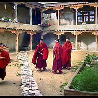 Tibet: the magic of a journey