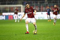 Nikola Kalinic  - Milan - Milan-Inter - Coppa Italia Tim Cup