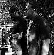 Robert Randolph & The Family Band and Trombone Shorty performed at the Oregon Zoo Amphitheater