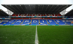 A general view of Cardiff City stadium- Mandatory by-line: Nizaam Jones/JMP- 26/12/2017 -  FOOTBALL - Cardiff City Stadium - Cardiff, Wales -  Cardiff City v Fulham - Sky Bet Championship