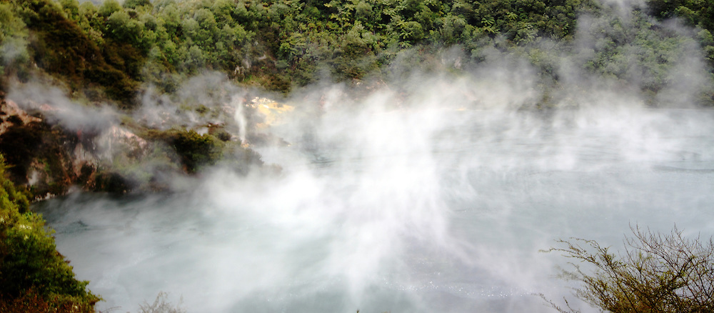 Volcano Steam