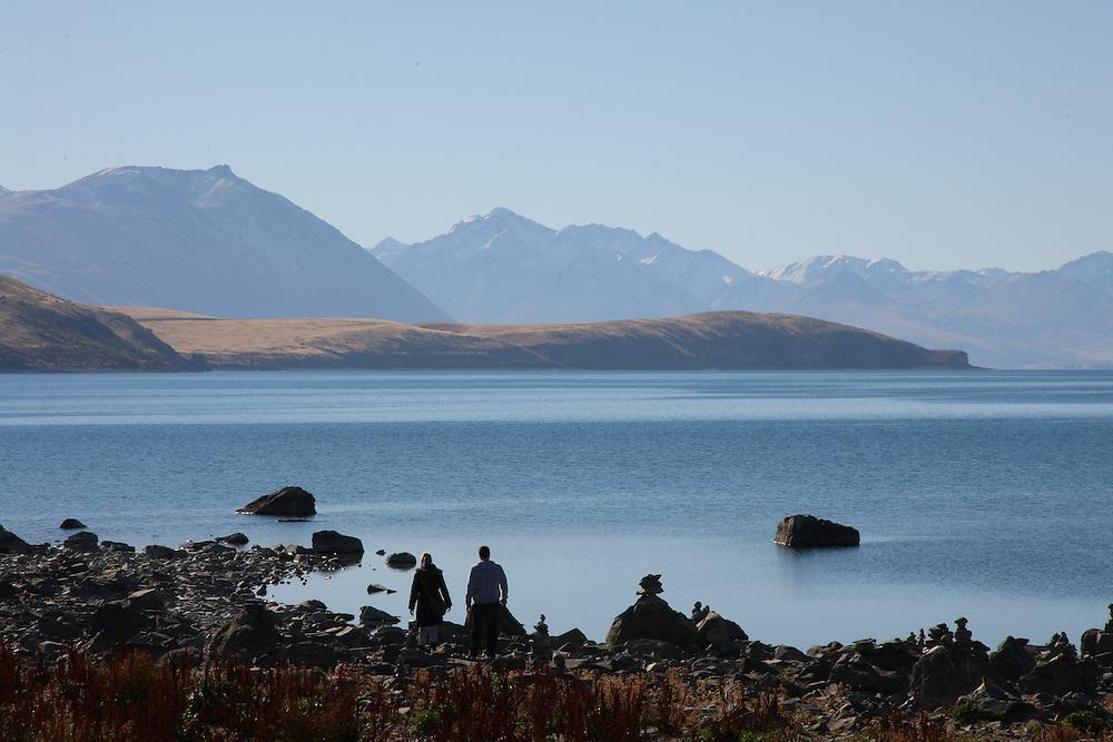 Lake Tekapo, Central Otago, New Zealand, Saturday, May 05, 2012. Credit:SNPA / Dianne Manson