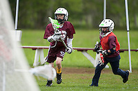 U11 boys scrimmage Lakes Region Lacrosse May 22, 2011