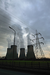 Fiddler's Ferry power station,