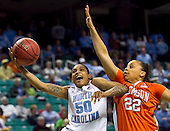 2011 ACC Women's Basketball Tournament (North Carolina 78 - Clemson 64)