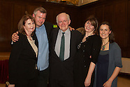 Professor William Binchy retiring Party, Trinity College Dublin's Law School, Trinity College, Dubli