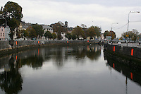 Quays in Cork City Ireland