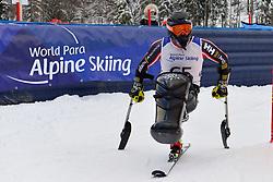Super Combined and Super G, OATWAY Kurt, LW12-1, CAN at the WPAS_2019 Alpine Skiing World Championships, Kranjska Gora, Slovenia