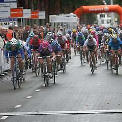 Ladiestour 2007 Apeldoorn<br />Kirsten Wild klopt de sprintelite in Apeldoorn
