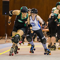 2014 - Ohio Roller Girls VS Nashville