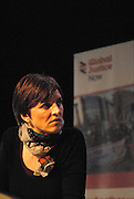 'Take Back Our World' Conference.<br /> Launch of the 'Global Justice Now' group, formally the 'World Development Movement'.<br /> 'Why it keeps kicking off everywhere' session<br /> Emma Dowling, Senior lecturer, Middlesex University