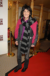 RONNIE WOOD at the South Bank Show Awards held at The Dorchester, Park Lane, London on 29th January 2008.<br />