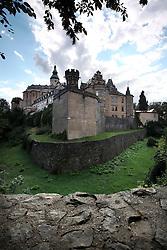 CZECH REPUBLIC FRYDLANT 4SEP15 - Exterior view of Frydlant castle, Liberecko, Czech Republic.<br /> <br /> jre/Photo by Jiri Rezac<br /> <br /> © Jiri Rezac 2015